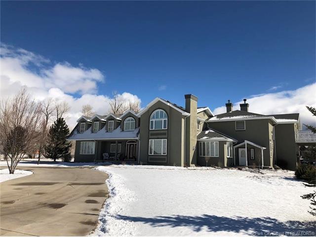 5400 N Oakley Downs, Oakley, UT 84055 (MLS #11801456) :: Lawson Real Estate Team - Engel & Völkers