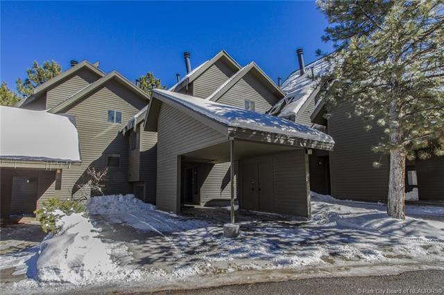 3710 Navajo #74, Park City, UT 84098 (MLS #11801677) :: High Country Properties