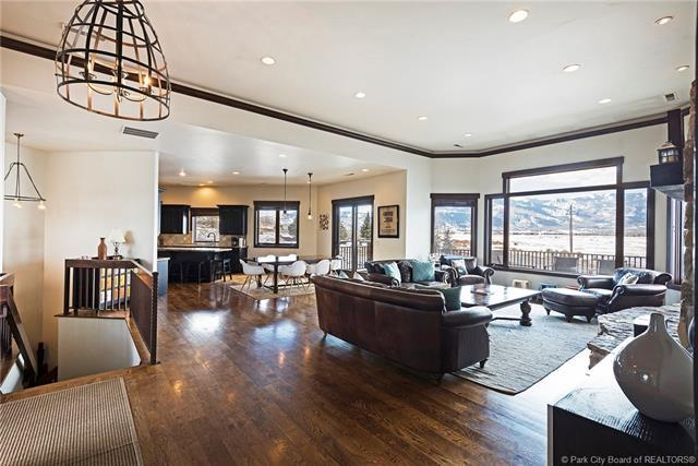 6090 Old Ranch Road, Park City, UT 84098 (MLS #11802831) :: High Country Properties