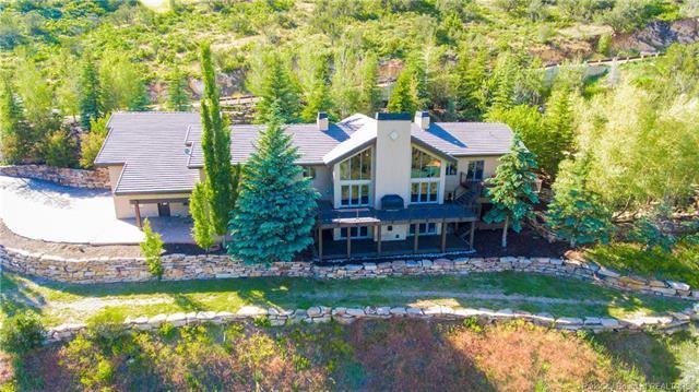2580 Bear Hollow Drive, Park City, UT 84098 (MLS #11802862) :: High Country Properties