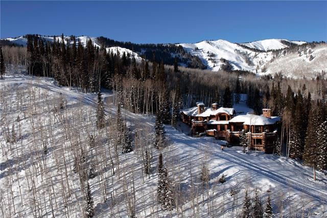110 White Pine Canyon Road, Park City, UT 84060 (MLS #11802952) :: High Country Properties