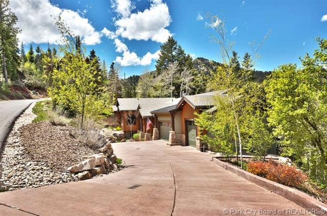 7148 Canyon Drive, Park City, UT 84098 (MLS #11803126) :: Lawson Real Estate Team - Engel & Völkers