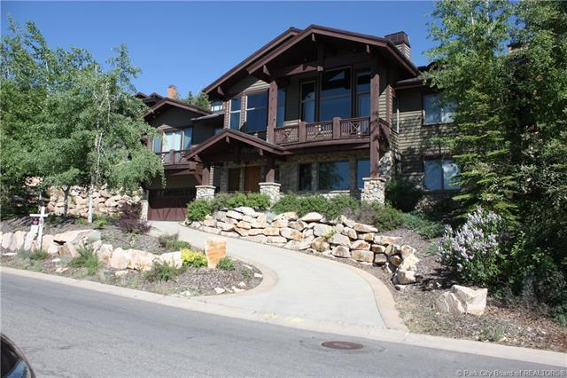 3564 Sun Ridge Drive, Park City, UT 84060 (MLS #11803231) :: Lawson Real Estate Team - Engel & Völkers