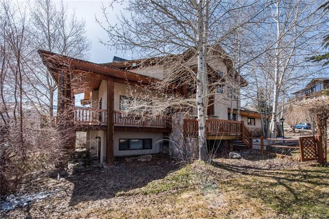 1975 Kidd, Park City, UT 84098 (MLS #11803237) :: The Lange Group
