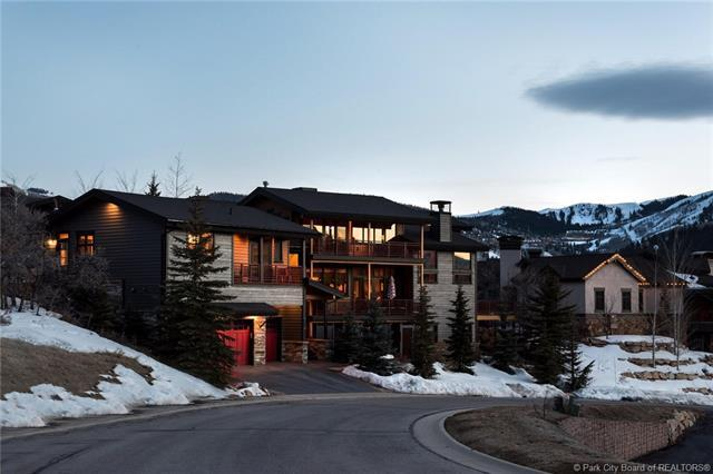 1486 April Mountain Drive, Park City, UT 84060 (MLS #11803259) :: High Country Properties