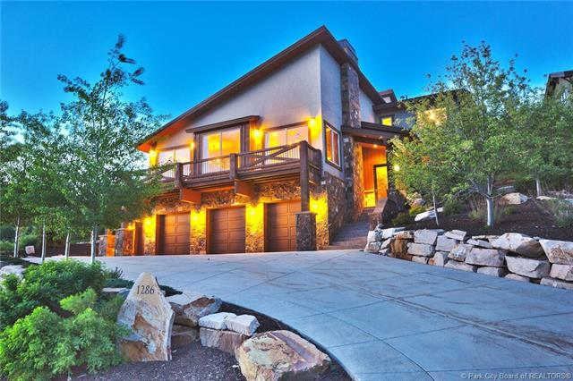 1286 Mellow Mountain Road, Park City, UT 84060 (MLS #11803290) :: Lookout Real Estate Group