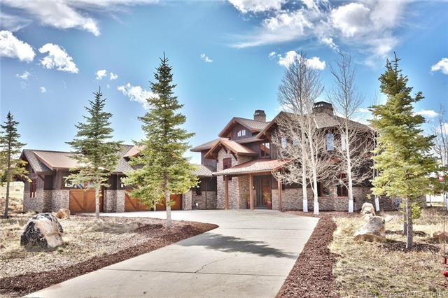 2384 Saddlehorn Drive, Park City, UT 84098 (#11803353) :: Red Sign Team