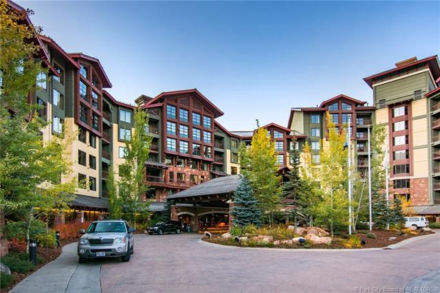 3855 N Grand Summit Drive 310-312 Q1, Park City, UT 84098 (MLS #11803384) :: High Country Properties