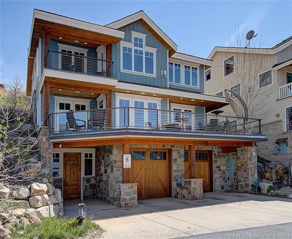 210 Ontario Avenue, Park City, UT 84060 (MLS #11803391) :: High Country Properties