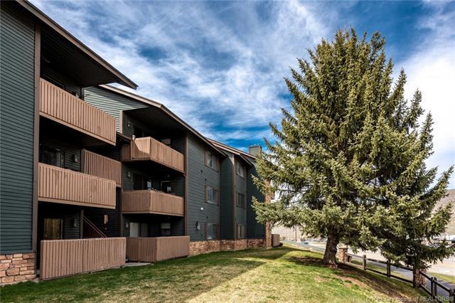 7065 N 2200 West 2-K, Park City, UT 84098 (MLS #11803504) :: High Country Properties