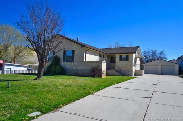118 N Main, Coalville, UT 84017 (MLS #11803730) :: Lawson Real Estate Team - Engel & Völkers