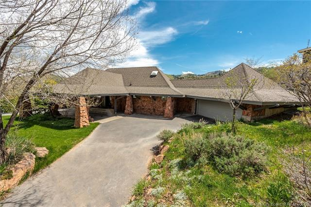 7811 Stagecoach Drive, Park City, UT 84098 (MLS #11803737) :: High Country Properties