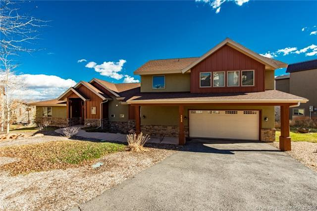 5425 Bobsled Boulevard, Park City, UT 84098 (MLS #11803772) :: Lookout Real Estate Group