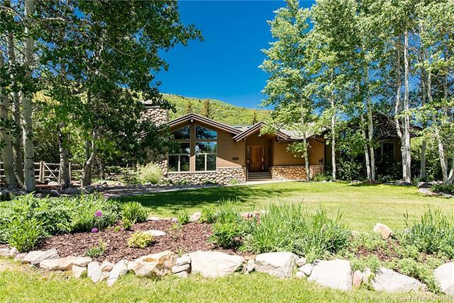 79 Thaynes Canyon Drive, Park City, UT 84060 (MLS #11803826) :: Lookout Real Estate Group