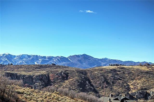 2003 Canyon Gate Road, Park City, UT 84098 (MLS #11803867) :: High Country Properties