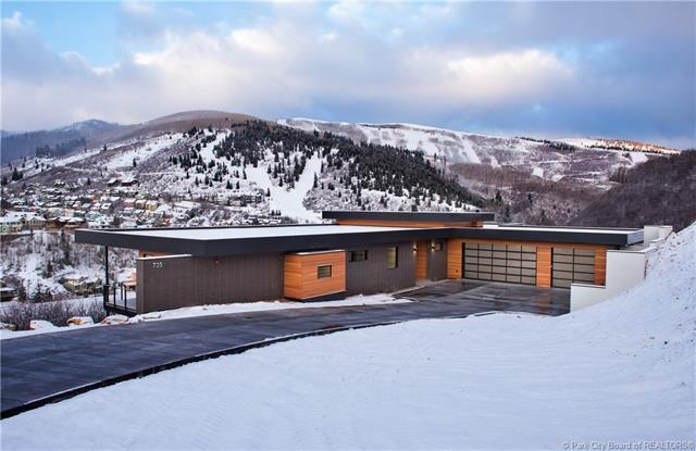 725 Mellow Mountain, Park City, UT 84060 (MLS #11803905) :: High Country Properties