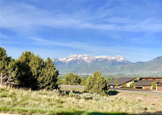 2270 E Flat Top Mountain Dr (Lot 85), Heber City, UT 84032 (MLS #11804013) :: The Lange Group