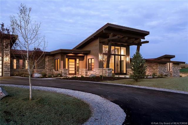 8786 Promontory Ridge Drive, Park City, UT 84098 (MLS #11804442) :: High Country Properties