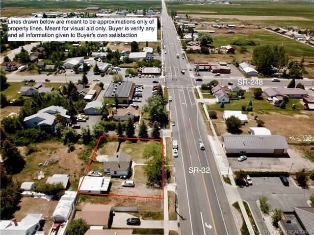 125 S Main Street, Kamas, UT 84036 (MLS #11804449) :: Lawson Real Estate Team - Engel & Völkers