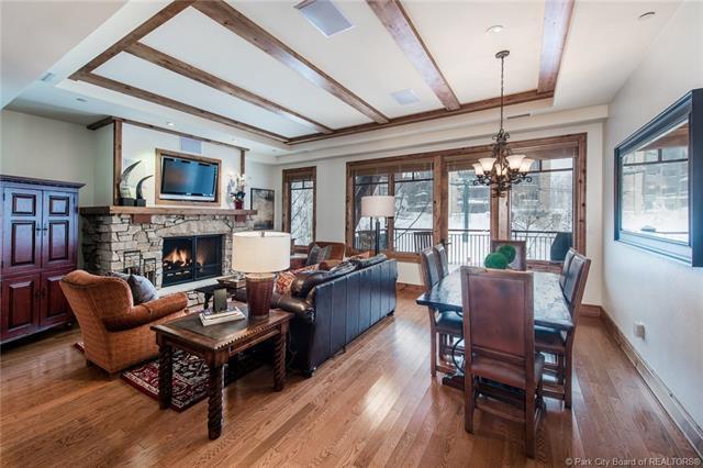 7715 Village Way #304, Park City, UT 84060 (MLS #11804468) :: High Country Properties