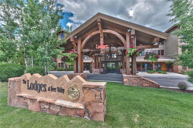 2900 E Deer Valley Drive #3306, Park City, UT 84060 (MLS #11804489) :: High Country Properties