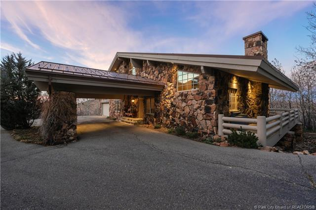 2515 Aspen Springs Drive, Park City, UT 84060 (MLS #11804496) :: High Country Properties