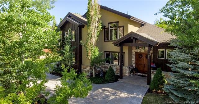 3047 W Creek Road, Park City, UT 84098 (MLS #11804522) :: Lookout Real Estate Group