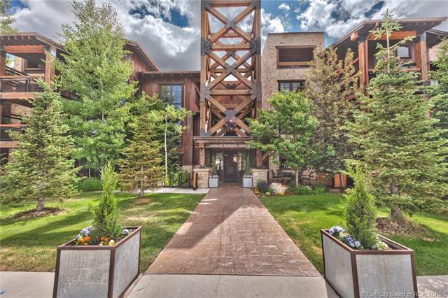 2880 Deer Valley Drive #6315, Park City, UT 84060 (MLS #11804529) :: High Country Properties