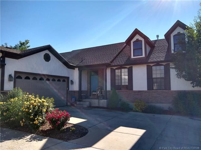 900 E Michie Lane, Midway, UT 84049 (MLS #11804612) :: The Lange Group