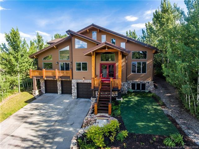 2615 Aspen Springs Drive, Park City, UT 84060 (MLS #11804805) :: Lookout Real Estate Group