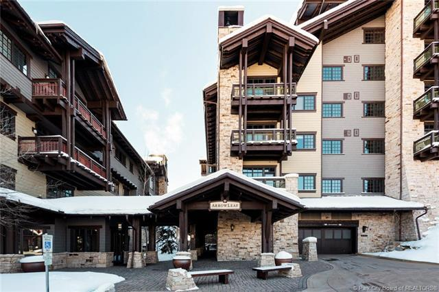 8886 Empire Club #306, Park City, UT 84060 (MLS #11804815) :: High Country Properties