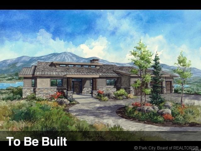 10951 N Wrangler Circle, Hideout, UT 84036 (MLS #11804862) :: High Country Properties