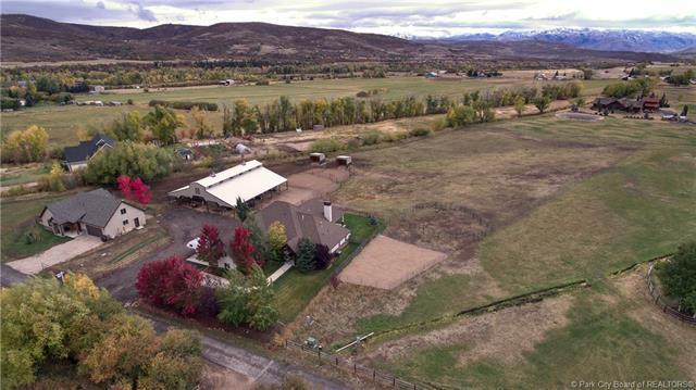 2875 Elk Meadows Drive, Kamas, UT 84036 (MLS #11804886) :: High Country Properties