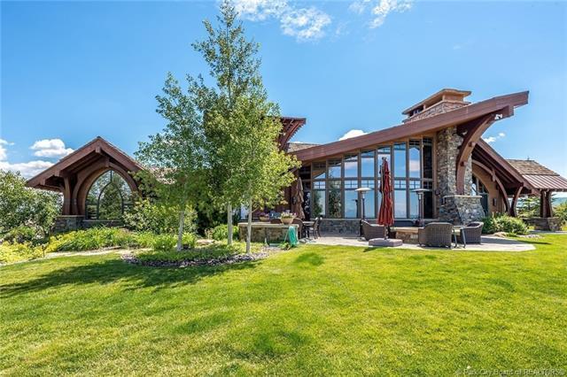 8376 Aspen Ridge Road Estate 44, Woodland, UT 84036 (MLS #11805046) :: High Country Properties