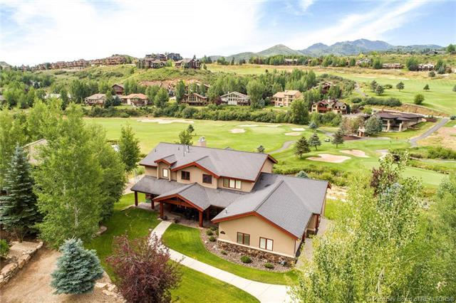 3321 W Niblick Drive, Park City, UT 84098 (#11805063) :: Red Sign Team