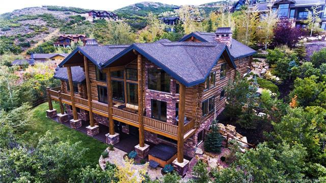 3838 Solamere Drive, Park City, UT 84060 (MLS #11805273) :: Lookout Real Estate Group