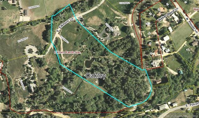 1142 E Elkhorn Lane, Oakley, UT 84055 (MLS #11805611) :: The Lange Group