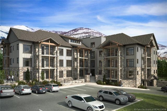 3751 Blackstone Drive 3K, Park City, UT 84098 (MLS #11805669) :: High Country Properties