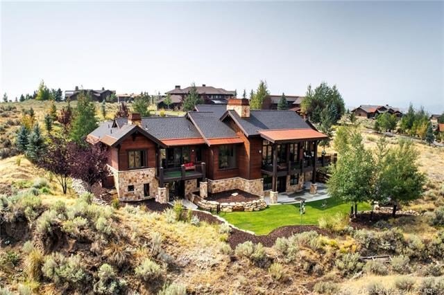 2338 E West View Trail, Park City, UT 84098 (MLS #11805690) :: High Country Properties