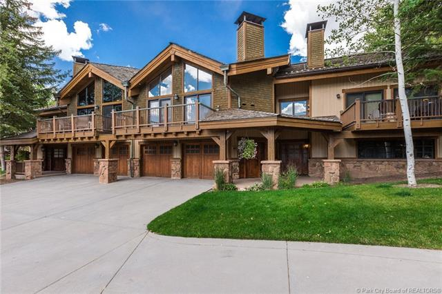 7180 Little Belle Court #18, Park City, UT 84060 (MLS #11805787) :: High Country Properties