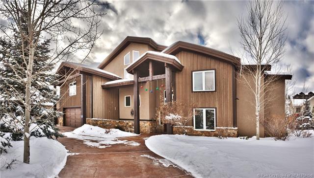 3239 Creek Road, Park City, UT 84098 (MLS #11805836) :: High Country Properties