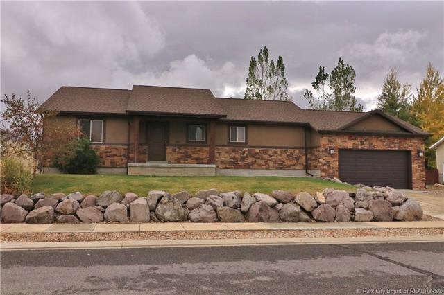 287 W 360, Kamas, UT 84036 (MLS #11806274) :: Lawson Real Estate Team - Engel & Völkers