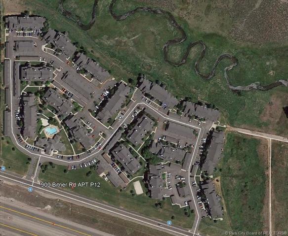 900 Bitner Road P12, Park City, UT 84098 (#11807340) :: Red Sign Team
