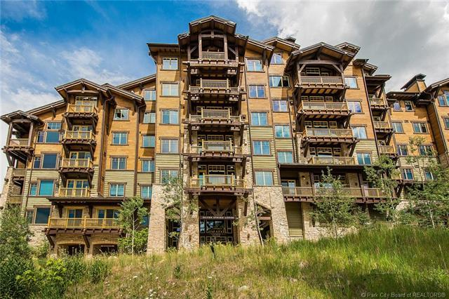 8902 Empire Club Drive #407, Park City, UT 84060 (MLS #11807454) :: The Lange Group