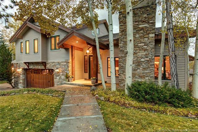 3320 Mountain Lane, Park City, UT 84060 (MLS #11807473) :: High Country Properties