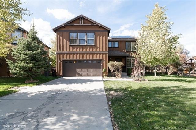 5715 Narrow Leaf, Park City, UT 84098 (MLS #11807674) :: Lookout Real Estate Group