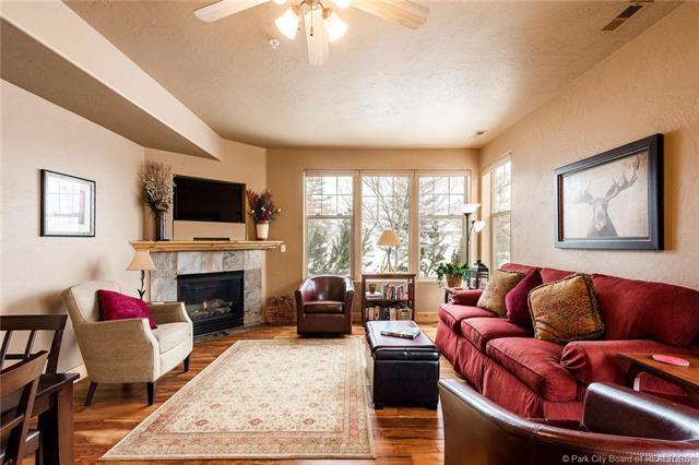5975 N Fox Point Circle B2, Park City, UT 84098 (MLS #11807884) :: High Country Properties