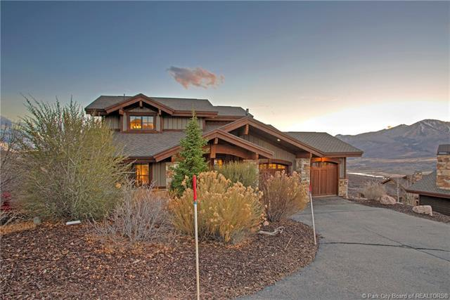 10744 N Hideout Trail, Heber City, UT 84032 (MLS #11807943) :: The Lange Group