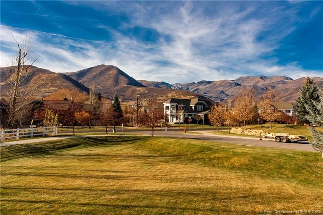 309 W Burnts Field Road, Midway, UT 84049 (MLS #11807958) :: The Lange Group