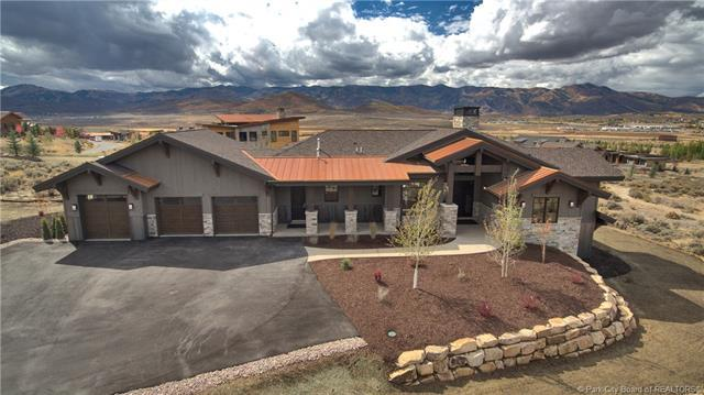 6357 Dakota Trail, Park City, UT 84060 (MLS #11808001) :: High Country Properties
